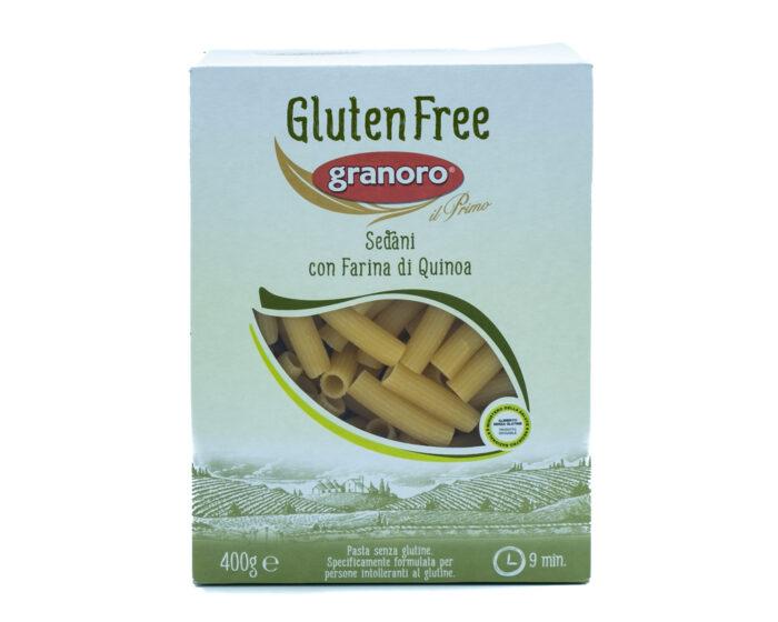 Op zoek naar heerlijke Granoro glutenvrije pasta met quinoa? Bestel deze heerlijke biologische pasta dan in onze webshop of kom naar Het Bouwhuis in Deventer.