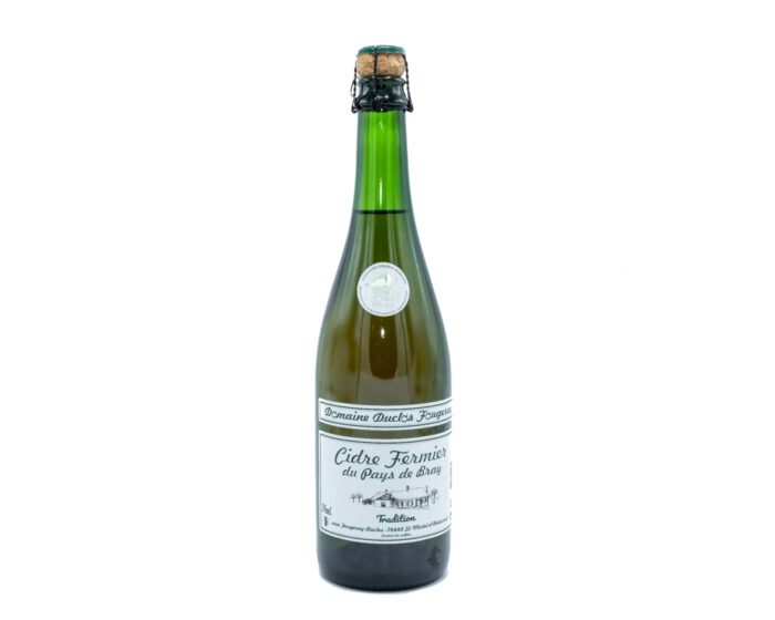 Domaine Duclos Fougeray tradition Cider