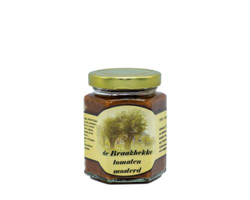 Ben je op zoek naar een Braakhekke mosterd? Bekijk dan deze mosterd en andere soorten op de website of kom naar Het Bouwhuis in Deventer