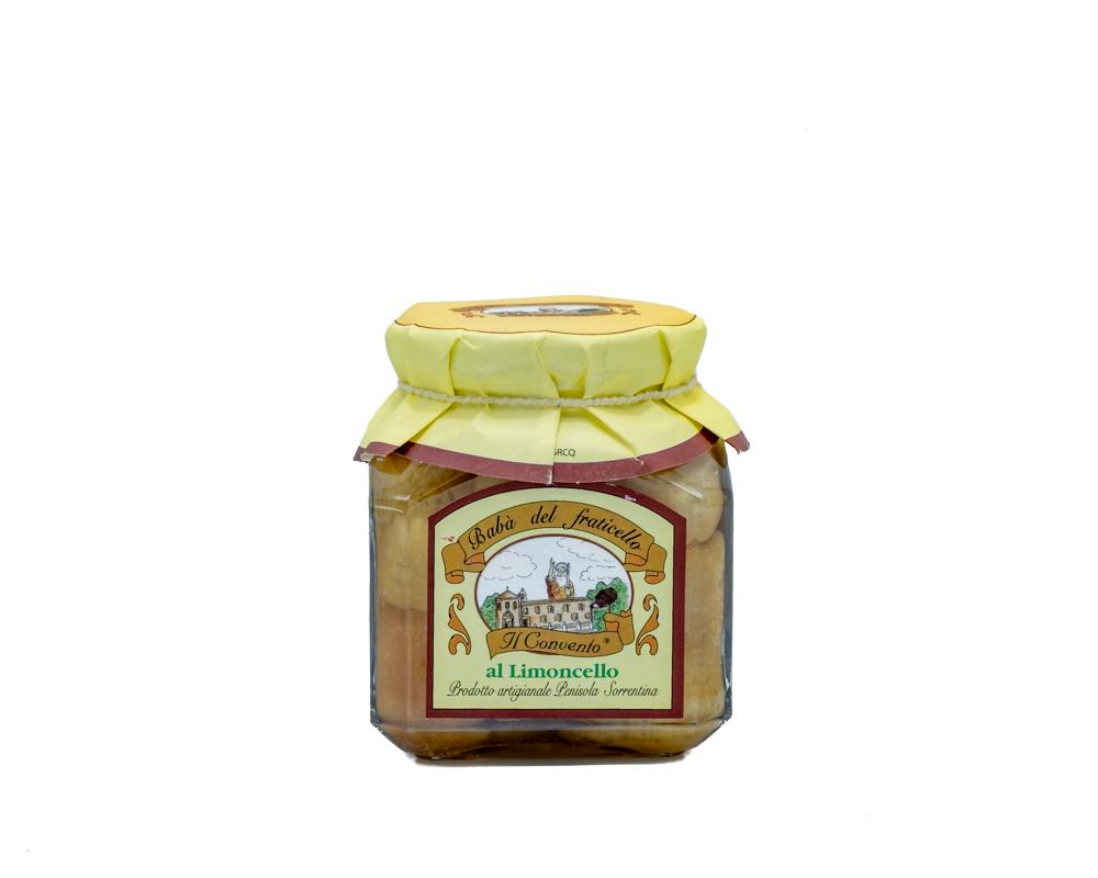 Ben je op zoek naar baba al limoncello? Bekijk dan deze Italaanse delicatesse en andere producten bij Het Bouwhuis in Deventer