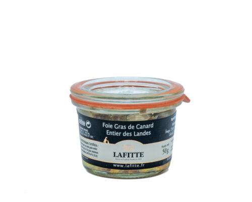LaFitte biologische foie gras de canard