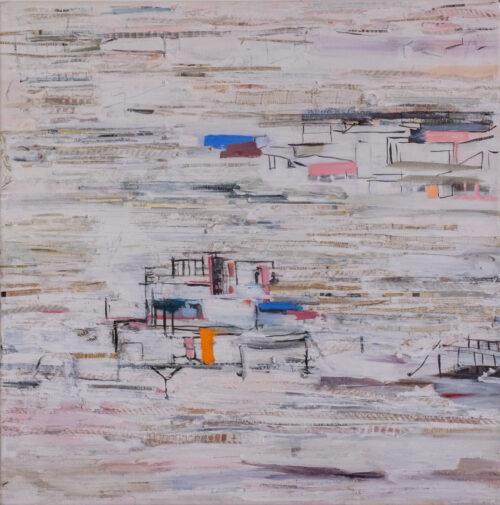 Bekijk de kunstwerken van Lies Kortenhorst en meer kunstenaars bij Het Bouwhuis in Deventer. We hebben een wisselende kunstcollectie.