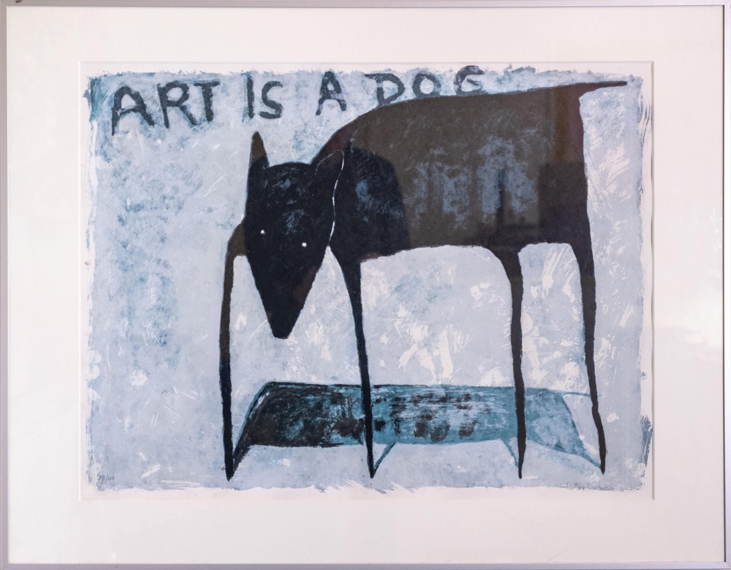 Bekijk de kunstwerken van Peter Bastiaansen en meer kunstenaars bij Het Bouwhuis in Deventer. We hebben een wisselende kunstcollectie.