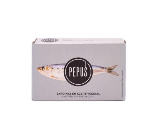 Op zoek naar Pepus sardientjes op zonnebloemolie? Bekijk dit product en verschillende andere soorten bij Het Bouwhuis in Deventer.